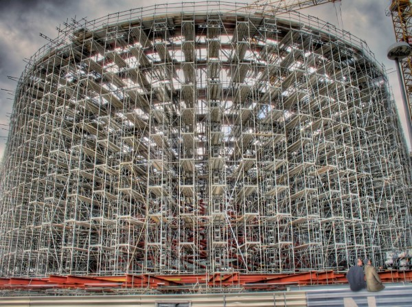 Role of Scaffolding in Construction