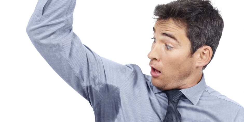Why Excessive Sweating Armpits Are Such a Turn Off