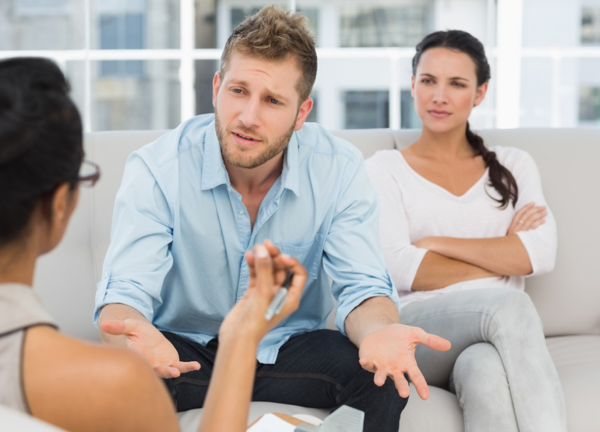 How Couples Counseling Can Mend Damaged Relations