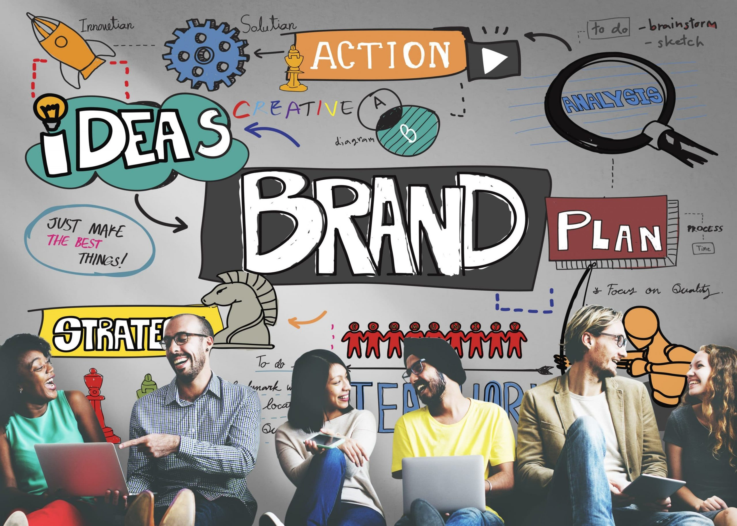 Creating a Social Media Brand and Why Differentiation and Positioning Are Important